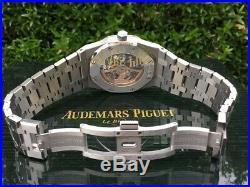 Audemars Piguet Royal Oak Openworked Skeleton 15305st. Oo. 1220st. 01