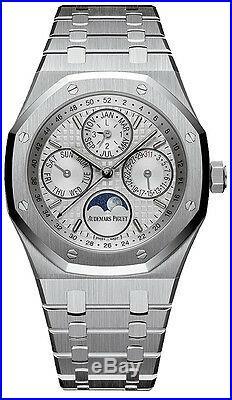 Audemars Piguet Royal Oak Perpetual Calendar 41mm Watch 26574ST. OO. 1220ST. 01
