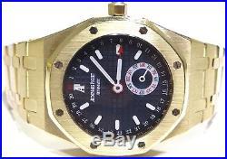 Audemars Piguet Royal Oak Quantieme Annuel 25920BA 18k Yellow Gold Watch