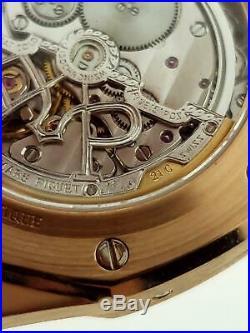 Audemars Piguet Royal Oak Quantieme Perpetual Calendar Rare Vintage Limited Of 9