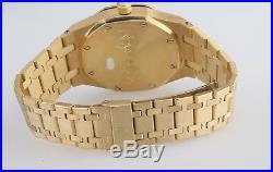 Audemars Piguet Royal Oak Ref. 25594BA. 0.477BA. 01 18K Yellow Gold Wristwatch