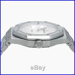Audemars Piguet Royal Oak Selfwinding 15400ST 41MM Silver Dial