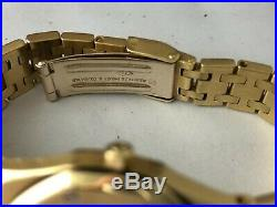 Audemars Piguet Royal Oak Solid 18k Yellow Gold Ladies Quartz Watch 26mm