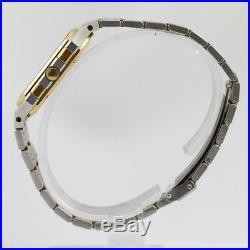 Audemars Piguet Royal Oak Square Steel & Gold Quartz 32mm