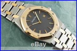 Audemars Piguet Royal Oak Stahl / Gold Herrenuhr Ref. SA56175 Klassiker