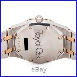 Audemars Piguet Royal Oak Stainless Steel & 18k Yellow Gold Watch 14790 W5476