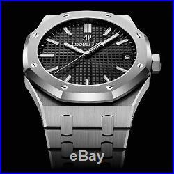 Audemars Piguet Royal Oak Stainless Steel- Black Dial 15500ST. 00.1220ST. 03