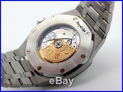 Audemars Piguet Royal Oak Stainless Steel Blue Dial 41mm 15400ST. OO. 1220ST. 03