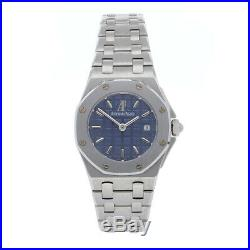 Audemars Piguet Royal Oak Steel Quartz Mens Bracelet Watch 67450ST. OO. 1108ST. 02