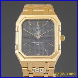 Audemars Piguet Royal Oak Sultan of Oman Khanjar Dial 18K Gold Mens