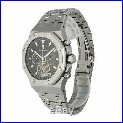 Audemars Piguet Royal Oak Tourbillon Chronograph 25977ST. OO. 1205ST. 02