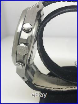 Audemars Piguet Royal Oak Tourbillon Chronograph Mens Watch 25977ST. OO. 1205ST. 02