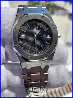 Audemars Piguet Royal Oak Vintage Stainless Steel 35mm MINT Men's watch