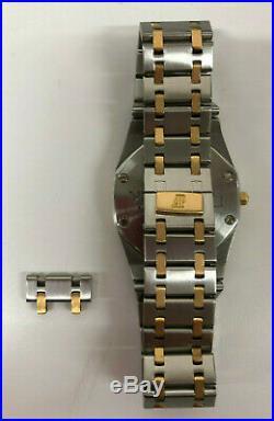 Audemars Piguet Royal Oak Wristwatch Unisex Gents Ladies