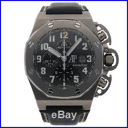 Audemars Piguet'T3' Royal Oak Offshore Chronograph Watch 25863TI. OO. A001CU. 01