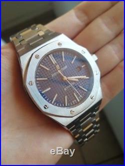 Audemars Piguet royal oak offshore orologio uomo watch man orologio AP