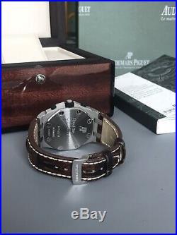 Audemars piguet royal oak offshore Safari Box And Papers 2012