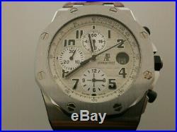 Audermars Piguet Royal Oak Offshore Chronograph Safari 26020ST. OO. D091CR. 01. A