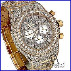 Diamond Covered Audemars Piguet Royal Oak Chronograph 41mm 26320or. Oo. 1220or. 01