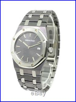 Free Shipping Pre-owned AUDEMARS PIGUET Royal Oak Championship Limited Watch