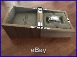 Girard-Perregaux Laureato Audemars Piguet Royal Oak Style Stainless Steel Watch