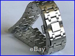 New Stainless Steel Bracelet Strap Audemars Piguet Royal Oak Offshore & Diver