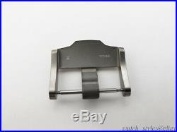 OEM Audemars Piguet AP 24mm Titanium Tang Buckle Clasp for Royal Oak Offshore