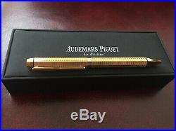 RARE And BRAND NEW Audemars Piguet Royal Oak Ballpoint Gold Pen
