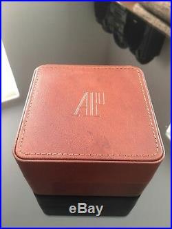 Vintage Audemars Piguet Royal Oak 18k Yellow Gold Quartz 1980's 36mm Ref. 6023BA