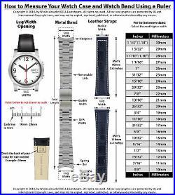 Watch Band Bracelet For Fit Audemars Piguet Royal Oak Offshore Safari Stainles/s