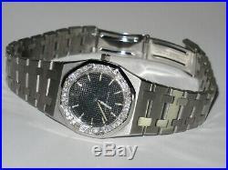 Womens Audemars Piguet Royal Oak Diamonds
